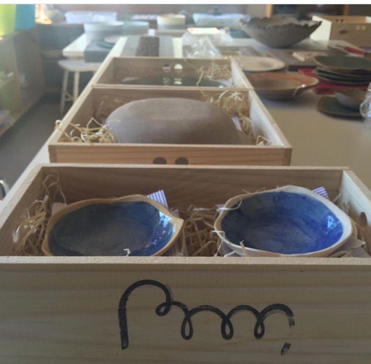 Pratos em Ceramica