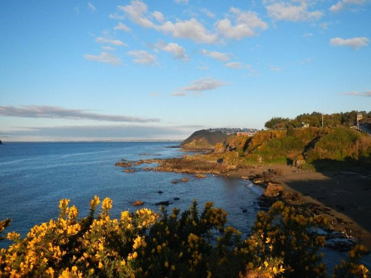 The Bay of Ancud Chile 750x563 Chiloé Island Chile