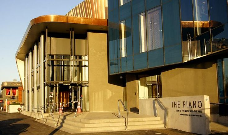 The Piano, Music and Arts Venue on Armagh Street