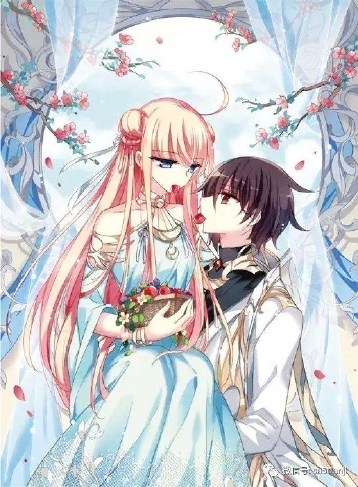 ปักพินโดย Bunny_princess ใน Chinese anime คู่รัก แอนิเมะ