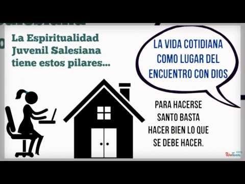 Espiritualidad Juvenil Salesiana - YouTube