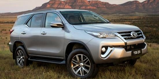 2016 Toyota Fortuner Review Australia