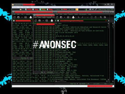 Группировка Anonsec взломала внутренние сети NASA