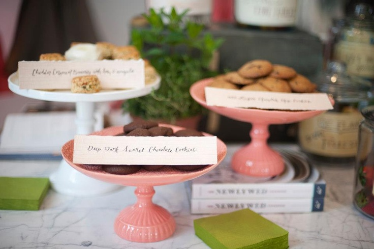 Two Be Wed: Tablescapes + The Newlywed Cookbook at BHLDN Houston