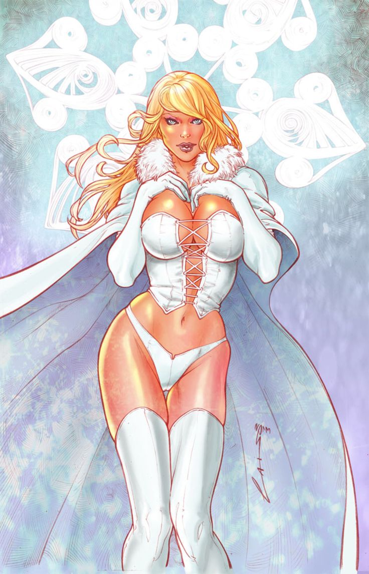 comics girls emma frost - photo #13