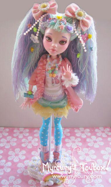 Custom Dolls by Myrcury! (4/4: Littlest Pet Shop Repaints! (page 4))