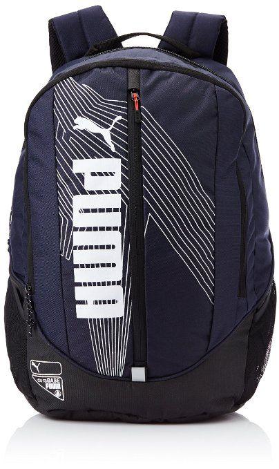 puma blue bag
