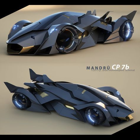 Mandru CP7b by stormserpent