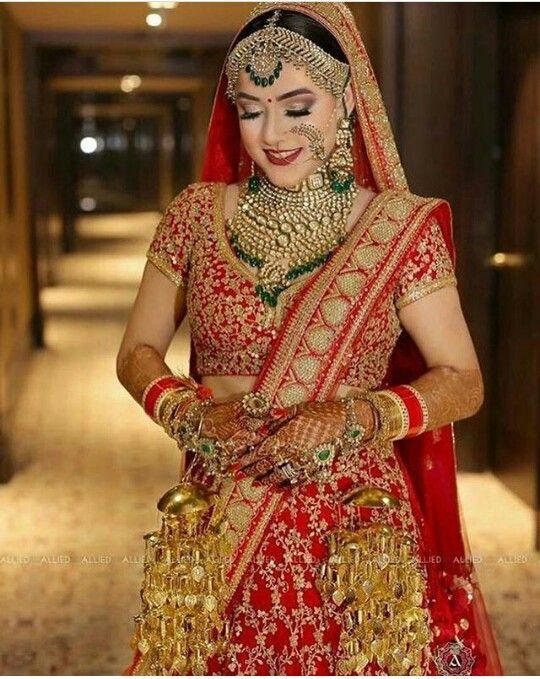 Beautiful jewelry set for the bride. #bride #jewelry #necklace #earrings #jewellery