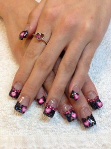 79 best las vegas casino nail art images on pinterest las valentines day nail art designs valentines day nails las vegas nail art nailartlasvegas prinsesfo Images