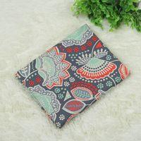 Новый vb plain100 % хлопка метр ткани ретро цветок текстильной швейной лоскутное DIY ткани, постельные принадлежности