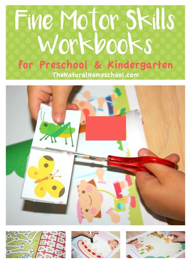 Practicing fine motor skills is paramount for countless skills that are needed in life. Why not make it fun with fine motor skills workbooks that work?