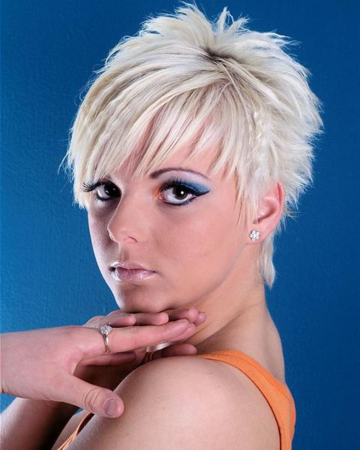 Sexy Short Hairstyles Pleasing 14 Best Sexy Short Grey Haircut Images On Pinterest  Short Gray