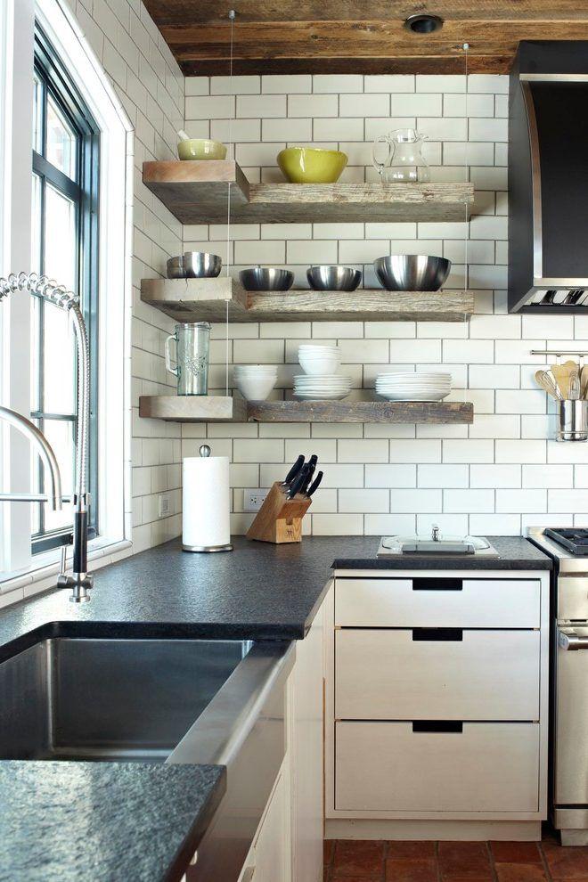 25 Best Diy Kitchen Shelves Ideas On Pinterest: Best 25+ Corner Shelves Kitchen Ideas On Pinterest