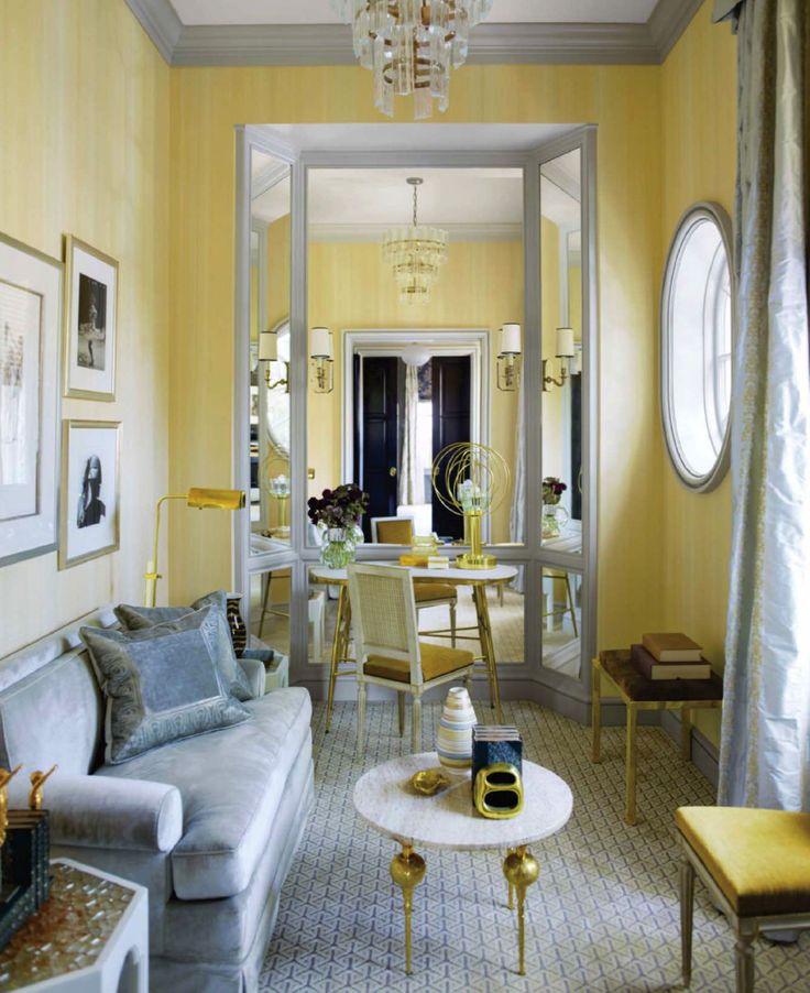 Interior Design By: Steven Gambrel