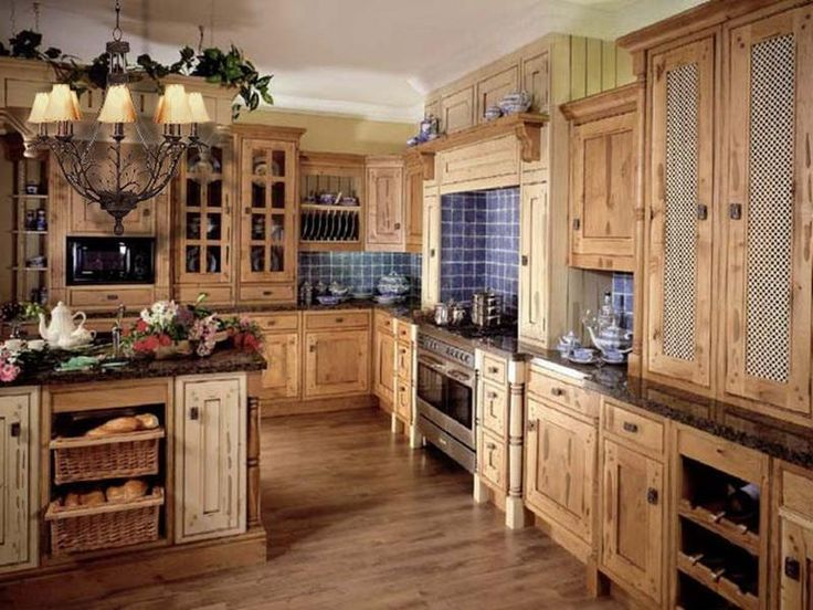 Country Style Kitchen Design Can Be A Thing Of Beauty While Having A  Rustic, Welcoming Appeal. Simple Rustic Elegance That Welcomes An Easy Flow  Of Family ... Part 67