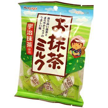 Kasugai Omaccha Miruku - the legendary greentea candy
