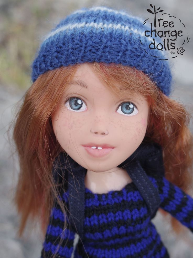 Tree Change Dolls April Charity Doll BY Sonia Singh FOR TAS Land Conservancy | eBay