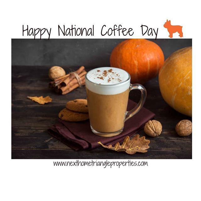 Butfirstcoffee Pumpkinspice Nationalcoffeeday National Coffee Day But First Coffee Pumpkin Spice