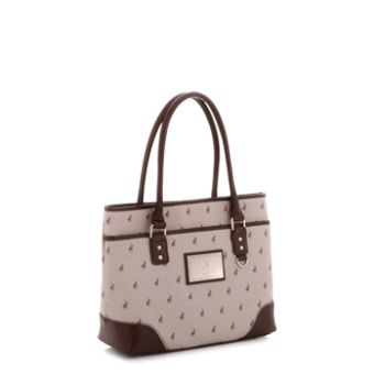 something similar in guess... saw an awesome guess bag at foshini.... :-)