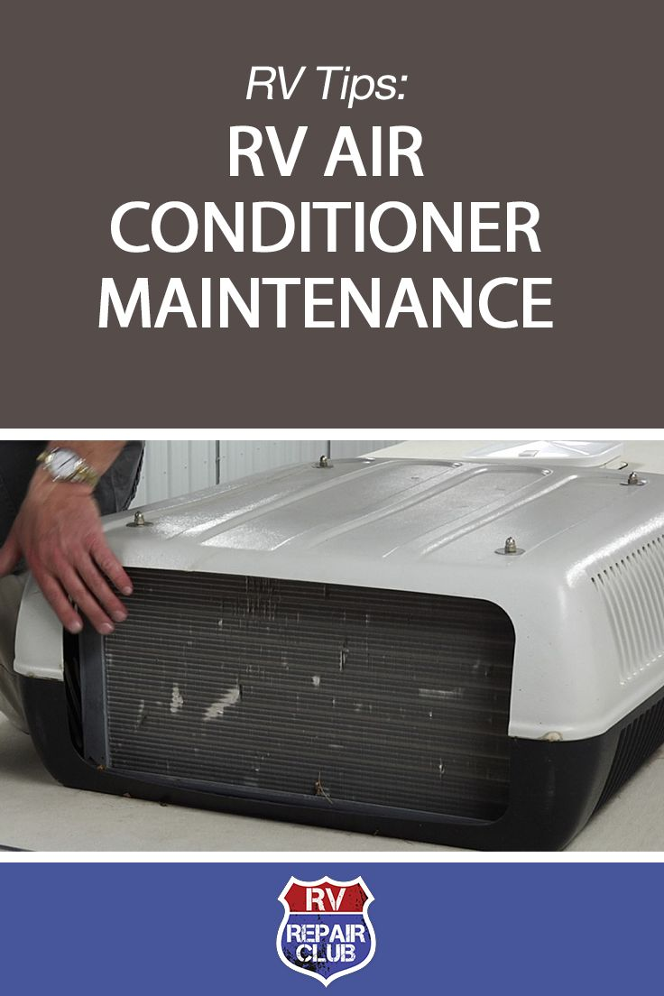 Keep Cool: RV Air Conditioner Maintenance Tips