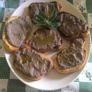 Paté of chicken liver on Sunday on http://eatorganic.bio Stay tuned! #EatorganicBio