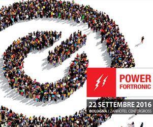 Si svolgerà a Bologna il 22 settembre 2016 (Zanhotel & Meeting Centergross – Via del Saliceto,8 – Bentivoglio (BO)), la nuova edizione di Power Fortronic. Promosso da Assodel (Associazione Italiana Distretti Elettronica) in collaborazione con il Consorzio Elint, il Power Fortronic è l'evento italiano per eccellenza sull'elettronica di potenza. Il Power Fortronic è il punto …