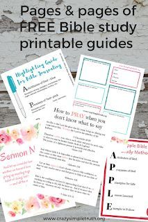graphic relating to Printable Guides identify This world-wide-web includes heaps of Bible analyze worksheets and