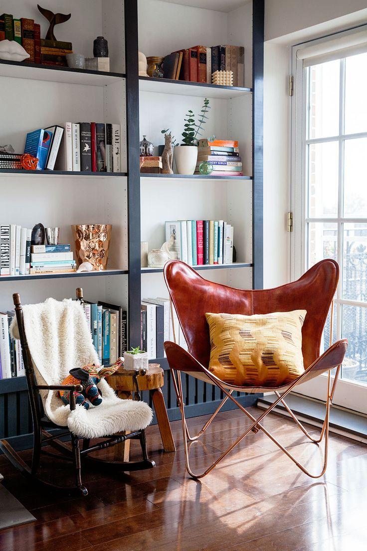 Best 25 Ikea Leather Chair Ideas On Pinterest Cow Hide