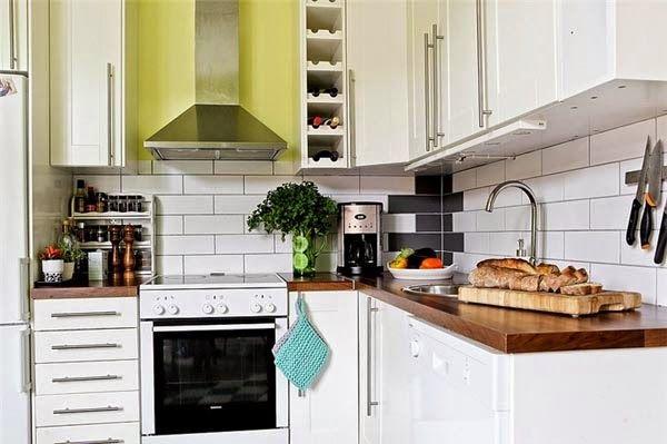 Dapur Cantik Sederhana Di Kampung