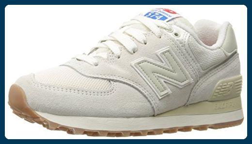 New Balance WL574 W Schuhe blau - Sportschuhe für frauen (*Partner-Link)