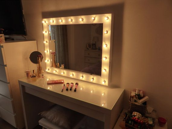 Gallery For Photographers Hollywood lighted vanity mirror large makeup mirror with