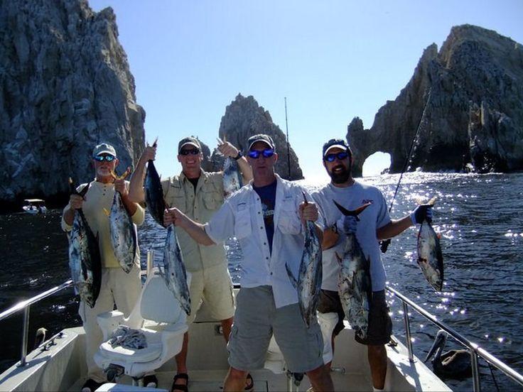 Cabo San Lucas Deep Sea & Sport Fishing Charter & Sunset Cruises with Guerita Sportfishing. http://visitloscabos.travel/