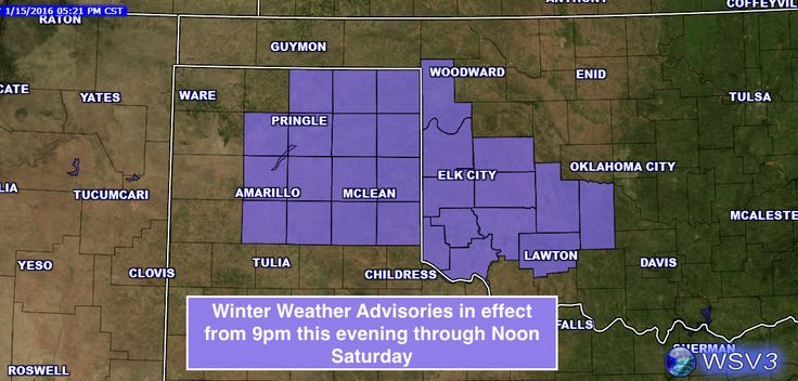 Winter Weather Advisory - Texas Panhandle - 9pm tonight - Noon Saturday has been published at http://texasstormchasers.com/?p=42450. #txwx