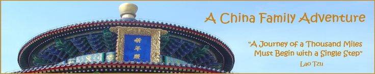 China Family Adventure website Info & activities on Chinese history and culture.