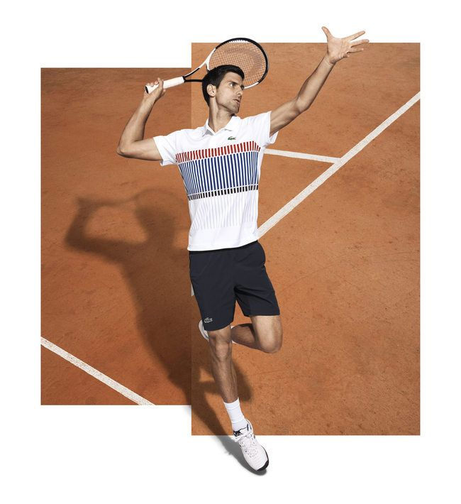 Lacoste keen to involve Novak Djokovic in other projects besides sport apparel - News : Business (#837046)