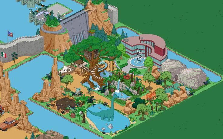 Monsarno - diga - lago dei dinosauri - giungla - albero scivolo