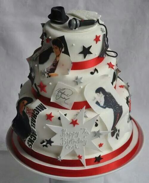 9 best michael jackson cake images on pinterest | desserts, cake