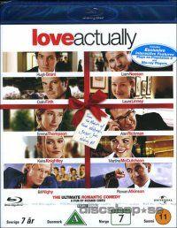 Love Actually - Rakkautta vain (Blu-ray) 5,95€
