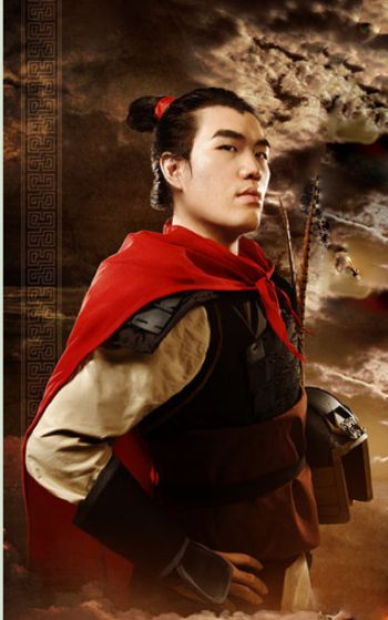 Shang from Mulan Cosplay