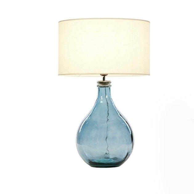 Lampara de mesa Bottle
