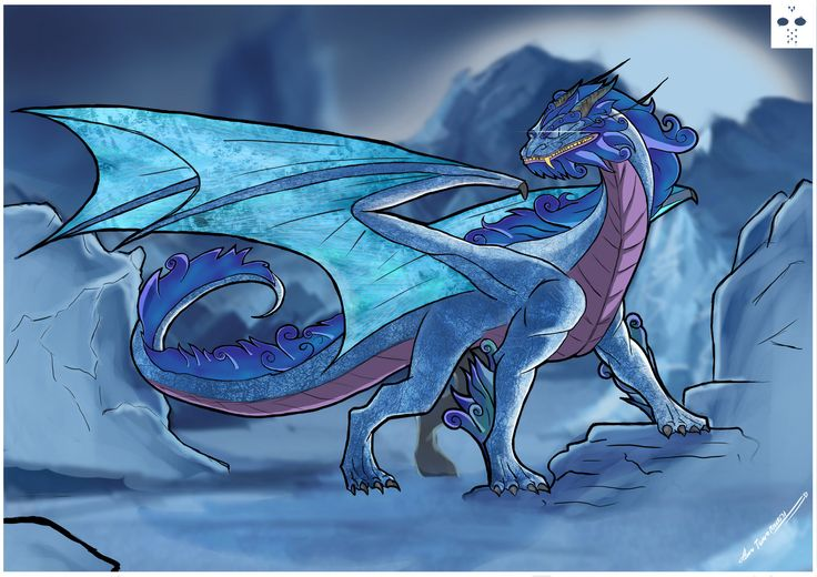 foo-dragon, Alexis Moeketsi on ArtStation at https://www.artstation.com/artwork/Pm0n4