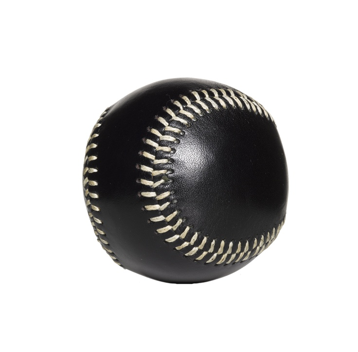 Premium Leather Baseball. $25
