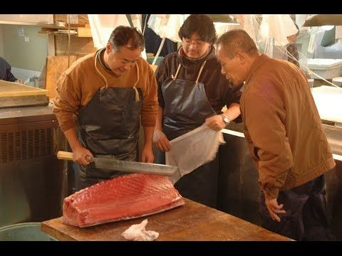 ▶ World's Largest Fish Market - Tsukiji Market - Japanology Plus ( 築地市場 ) - YouTube