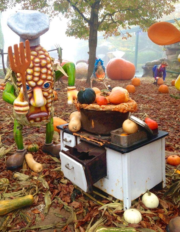 WEBNODE :: Idées recettes pour Halloween :: La cuisine d'Elise et Julie
