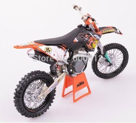 Toy  KTM 450 SX-F 09 Off-road Vehicles Moto  Toy Vehicles