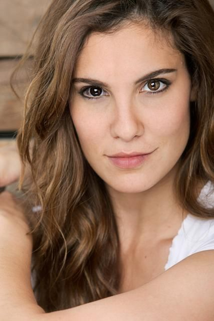 Daniela Ruah. I love her eyes.
