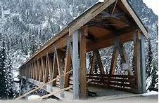 covered bridges in Washington State