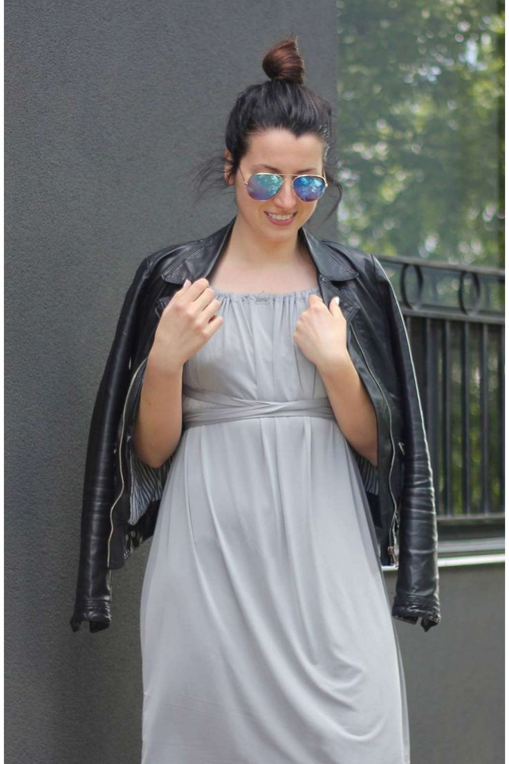 Dove Grey Ivy Maxi Dress A dress