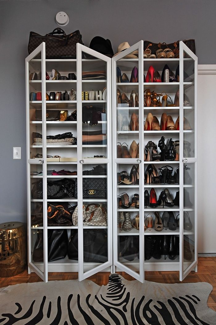 1001 Idees Pour Amenager Un Dressing A Chaussures Petit Meuble Rangement Meuble Rangement Meuble Rangement Chaussures
